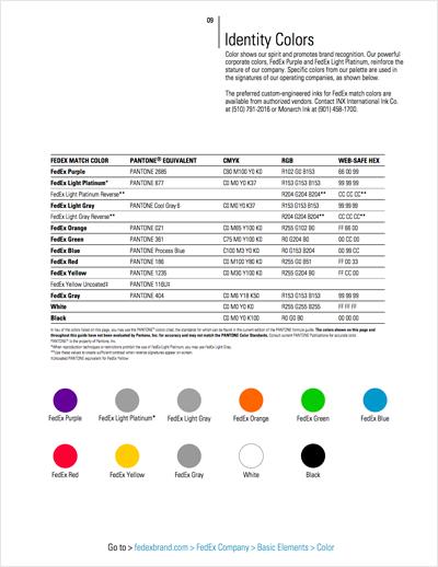 FedEx Colors - Hex, RGB, CMYK, Pantone | Color Codes - U S  Brand Colors